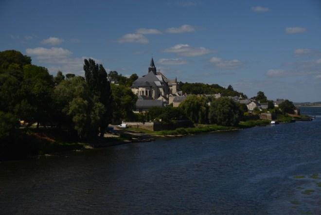 Saint Martin in Candes-sur-Martin