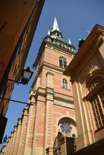 Deutsche Kirche in Gamla stan