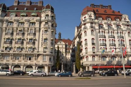 Exclusive Häuser auf der Stroemgatan
