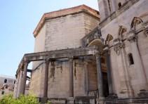 Oktogon - ehemaliges Mausoleum des Kaisers