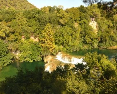 Wasserfall 2 Krka