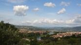 Panorama Toskanahügel um Firenze