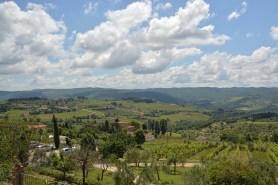 Unterwegs im Chianti
