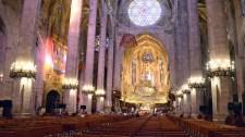 Kathedrale Kirchenschiff