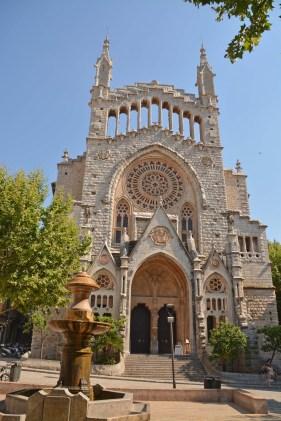 Kirche Sant Bartomeu Soller