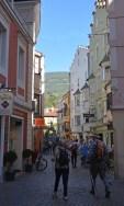 Gasse in Brixen