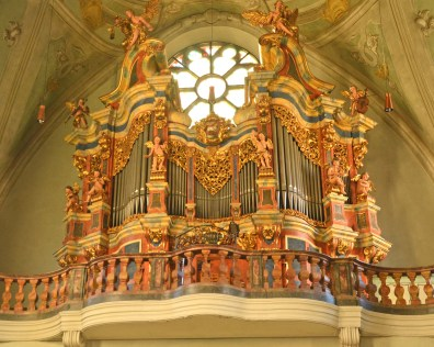 Pfarrkirche St. Michael Orgel