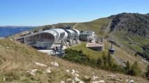 Seilbahnstation Monte Baldo