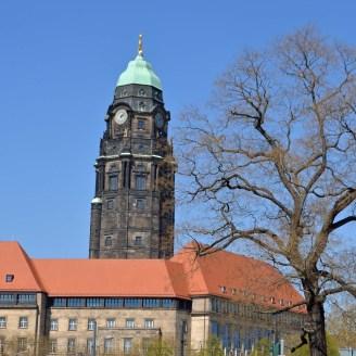 Rathausturm Dresden