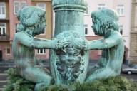 Brückenkopf-Statue