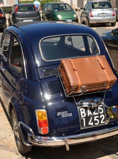 Fiat 500 Schmuckstück