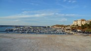 Vieste Hafen