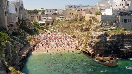 Spiaggia Portignano a Mare
