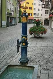 Gusseiserner Brunnen