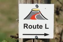 Route L Wanderzeichen