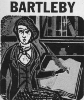 Bartleby the Scrivener (1959 cover illustration)