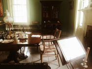 Dining Room in Cole's house