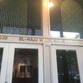 Entrance to the memorial