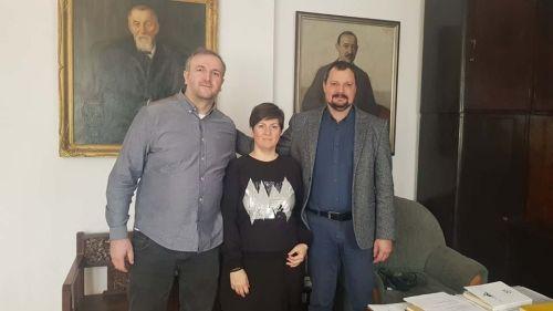 Потпишан меморандум за соработка со НАИМ при БАН, Софија, Бугарија