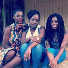 Maame, Dr.Blay, & Akosua Adoma Owusu