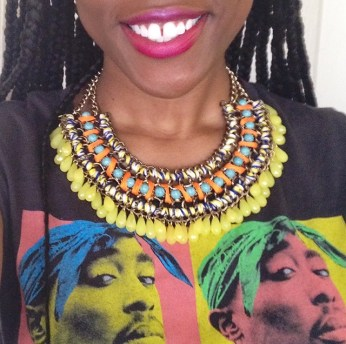 Urban Outfitters Tupac muscle tee