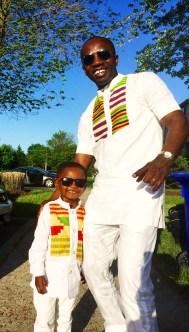 Logi and Kofi