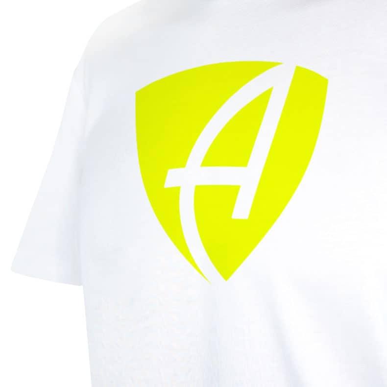 Ammersee T-Shirt mit Ammersee-Wappen auf der Brust