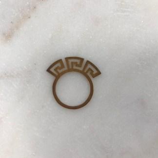 Meander Ring