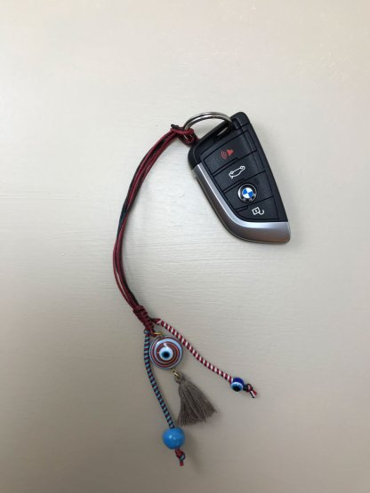 Car Charm_keys