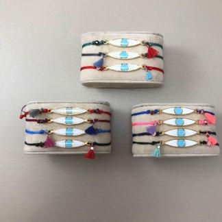 Oblong Mati Bracelet