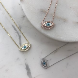 Delos Necklaces