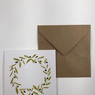 Wreath Card