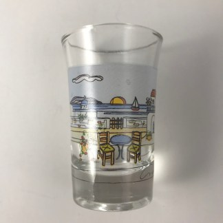 Tavernaki Shot Glass