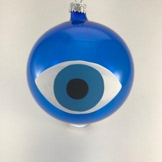 Blue Mati Ornament
