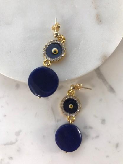 BlueStone Mati Earrings