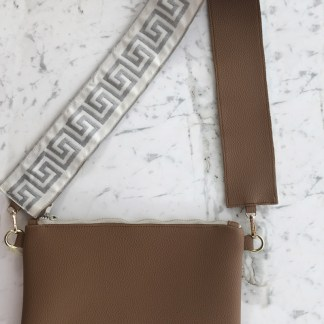 Meander-CrossBody-Brown