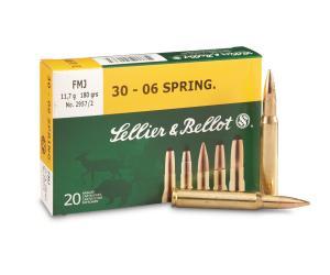 Buy Sellier & Bellot 30-06 Springfield 150 grain With Zelle Online