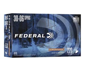Buy Federal Power-Shok 30-06 Springfield SHCSP 220 Grain Online