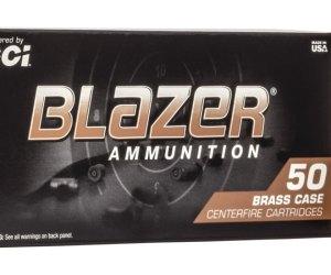 Buy CCI Ammunition Blazer 380 ACP 95 grain Full Metal Jacket Online