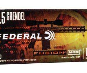 Buy Federal Premium Fusion 6.5mm Grendel Online