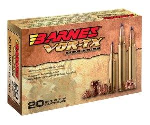 Barnes Vor-Tx .300 Winchester Magnum 165gr TTSX BT For Sale Online