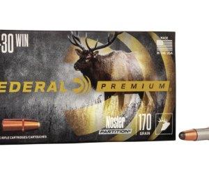 Buy Federal Premium VITAL-SHOK 30-30 Winchester 170g Online