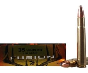Federal Fusion Ammunition 35 Whelen 200 Grain Bonded Spitze