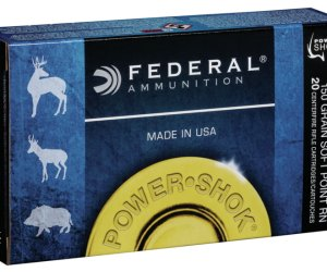 Federal Premium Power-Shok .270 Winchester 150 grain Jacketed Soft Point