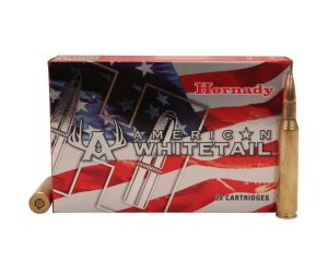 Hornady American Whitetail .270 Winchester 140 Grain Soft Point