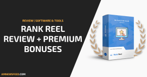 Rank Reel Review: New 5-in-1 Whitehat Video Ranking Suite