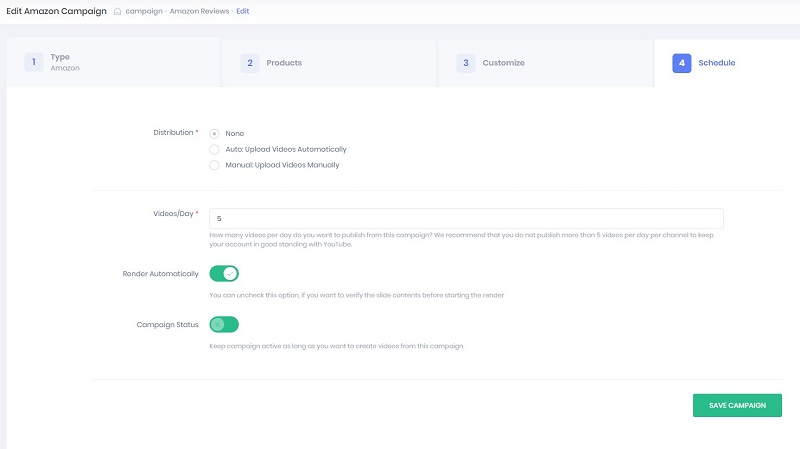 yive-version-3-schedule-feature