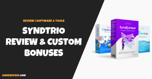 SyndTrio Review (Joshua Zamora): Is It Worth Using or Not?