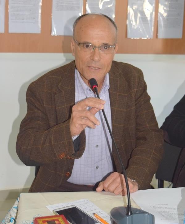 الاستاذ عمر بيجو