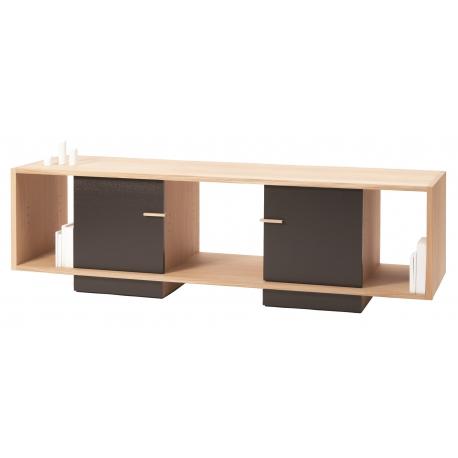meuble tv design en bois made in france ita